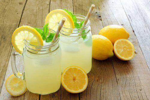 レモンの栄養価