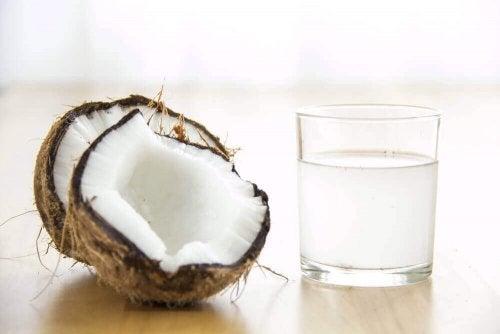 ココナッツ 血小板の数を増やす