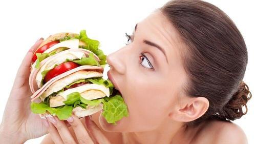 過剰な空腹と食欲