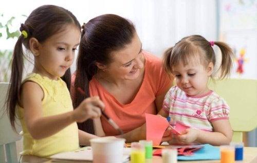 子供の責任感を育む