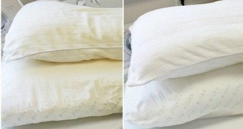 枕の洗濯と消毒方法