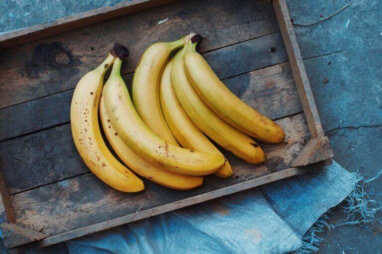 髪とお肌を美しくするバナナのマスク5種