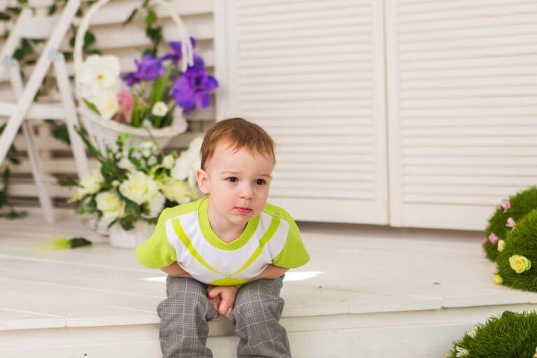 子供の便秘を改善する自然療法