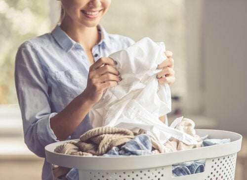 衣類の洗濯