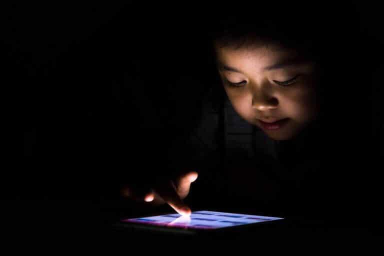 子どもとテクノロジー依存