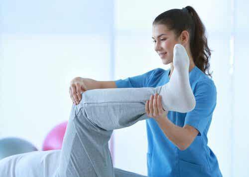 家庭でできる筋痙攣の対処法
