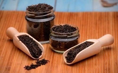知っておくべき!紅茶を使った6つの素晴らしい自然療法