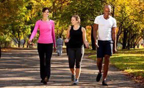 毎日歩くことの6つの効果