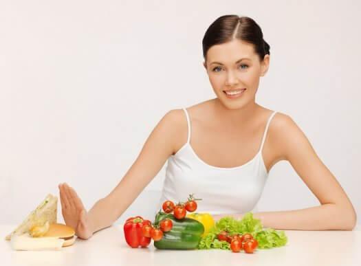 食事制限なしで減量を行うために欠かせない7つのこと