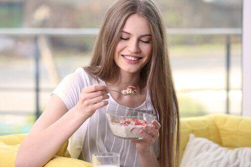 ダイエットに最適な朝食は? 5つのアイデア