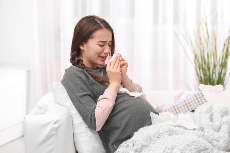 妊娠中に泣くことが赤ちゃんに与える影響