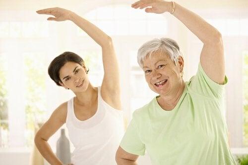 運動で体重増加を予防
