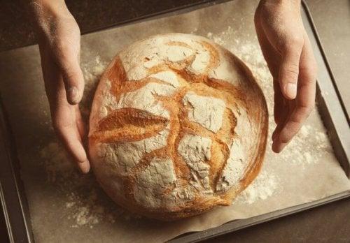 グルテンフリー!こねないパンの作り方
