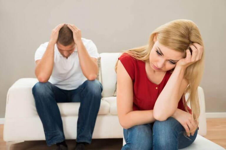 パートナーとの関係が悪化する5つの理由