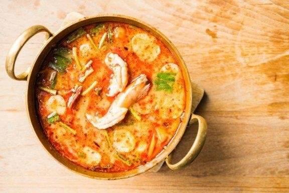 とても簡単!自家製シーフードスープの作り方