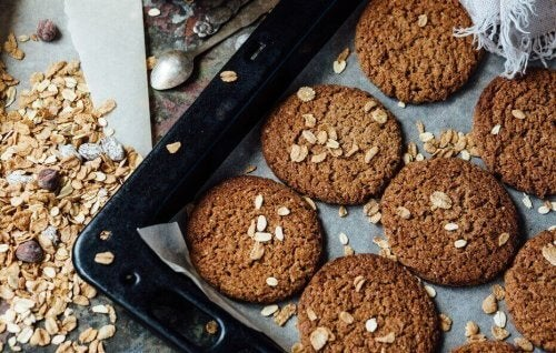 柔らかクッキー