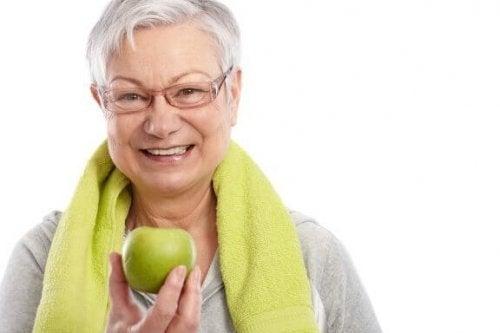 加齢に伴う体重増加を予防する食事法
