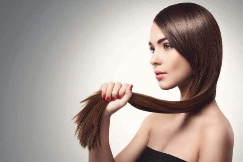 細く痩せた髪を強くする5つのアドバイス