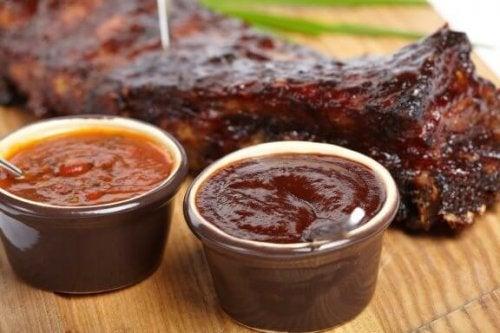お肉との相性バッチリ!3種のバーベキューソース