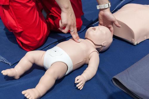 赤ちゃんの蘇生方法