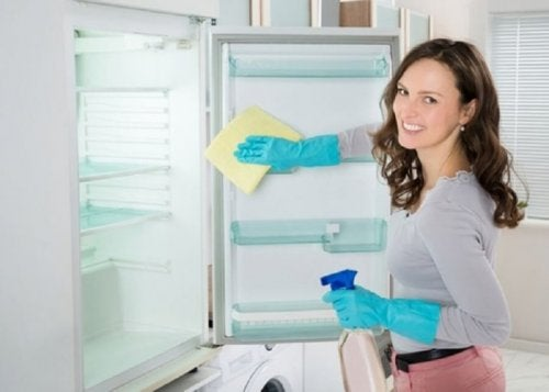 冷蔵庫の掃除 掃除を忘れてしまいがちな箇所