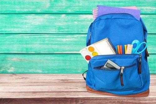 バックパック 休み明けに子供のやる気を出させる方法