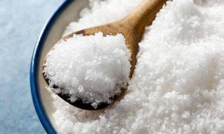 ヨウ素入りの塩