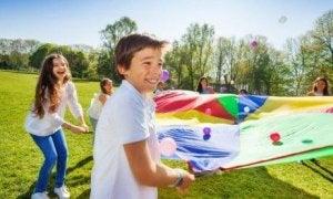 公園で遊ぶ 子どもの癇癪を防ぐ