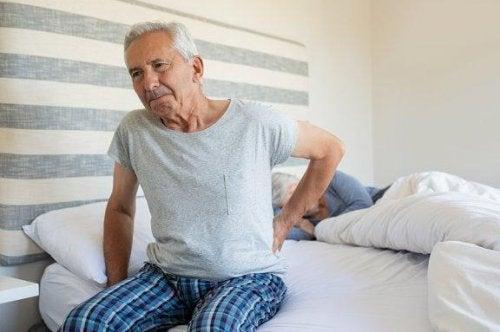乾癬性関節炎の人のための良く眠れる5つのヒント