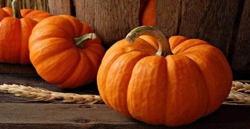 かぼちゃ 抜け毛を減らす