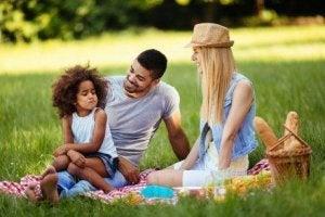 ピクニック 子どもの癇癪を防ぐ