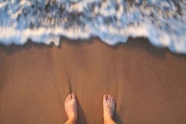 海での泳ぎ方