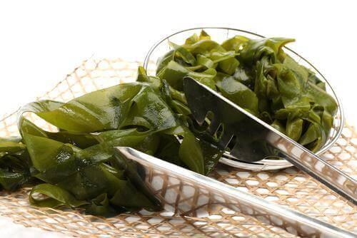 海藻類の栄養価とその摂取方法
