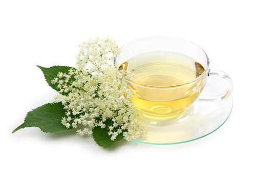 エルダーベリー茶