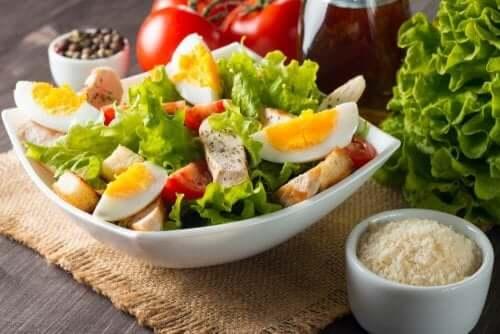 卵を使った絶品サラダレシピ3選