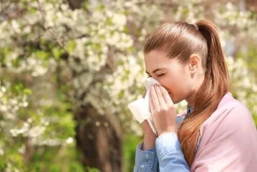 アレルギーの緩和に役立つ4つのハーブ療法とは?