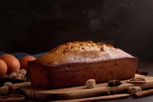ハニースパイスケーキのレシピ