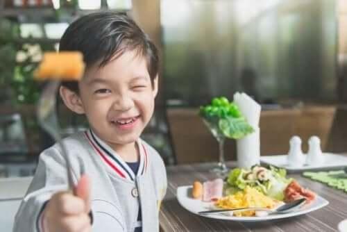 子供の骨の発達に欠かせない栄養
