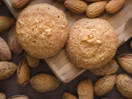時短ヘルシーレシピ:ココナッツアーモンドクッキーの作り方