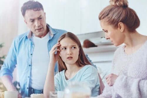 思春期の子供の嘘を見破る方法