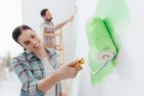 内壁を塗装するときに避けたい間違い