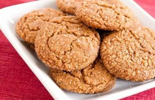 ココナッツアーモンドクッキー
