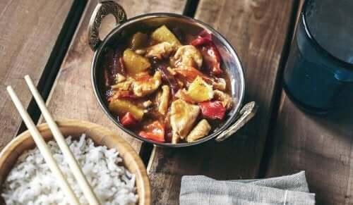 中華風甘酢チキンの作り方