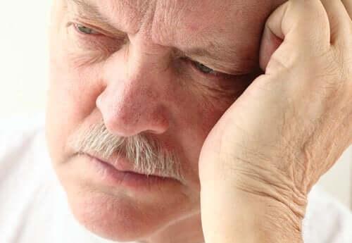 アルツハイマー病が原因の認知症