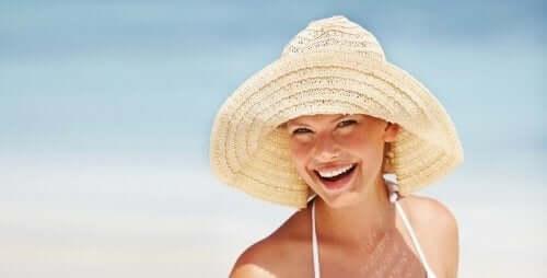 日焼けを予防する方法 顔 シミ