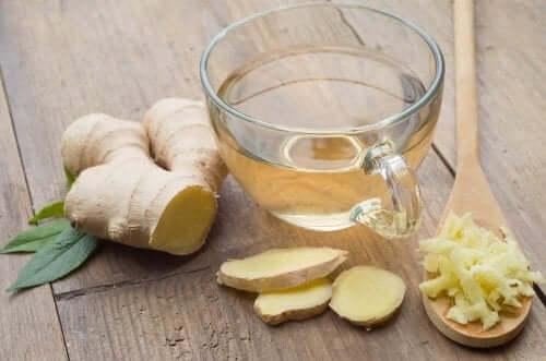 咳止め効果のある生姜を使った6つの自然療法とは?