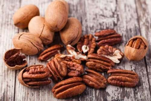 脂質が豊富なピーカン 健康 脂質 食品