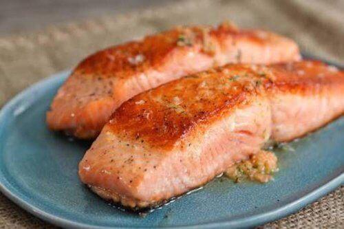 関節痛に効果のあるサーモン 関節 健康維持 食品