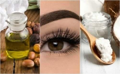 まつ毛の健康維持に欠かせないオイル 健康的 まつ毛 成長