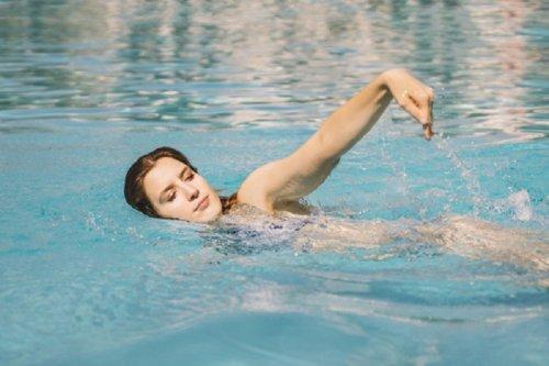水泳 心理的 メリット